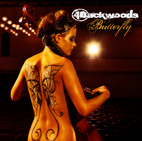 4Backwoods - Butterfly - Single
