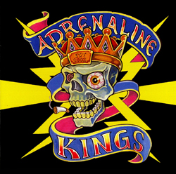 Adrenaline Kings | S/T