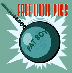 Free Little Pigs | Fat Boy