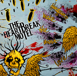 The Heartbreak Motel | Handguns Make The Most Love