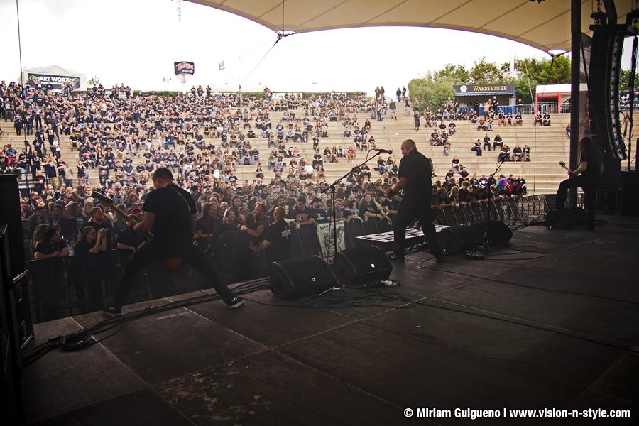 CONTRADICTION @ Rock Hard Festival