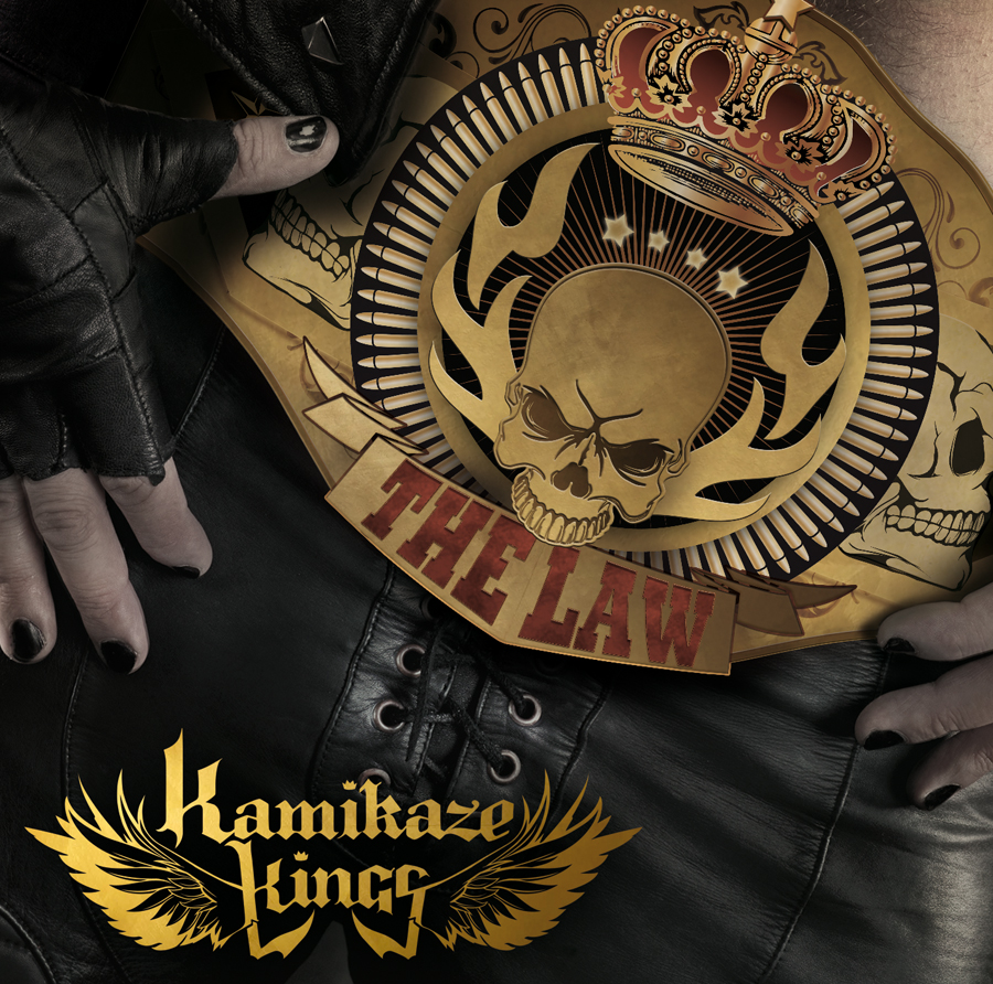 KAMIKAZE KINGS - The Law