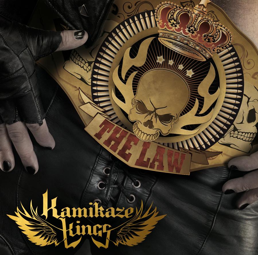 KAMIKAZE KINGS - The Law